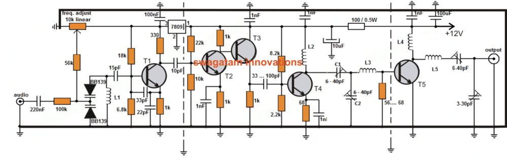 medium resolution of fm transmitter circuit diagram long range fm transmitter circuit wiring diagram go