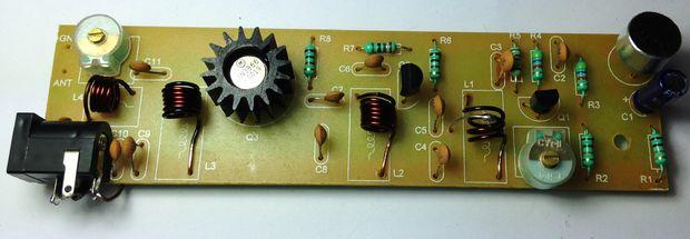 Long Range Fm Transmitter Circuit Circuit Diagram