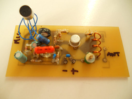 Rf Fm 88 108 Mhz 20w Amplifier Circuit Diagram Electronic Circuits