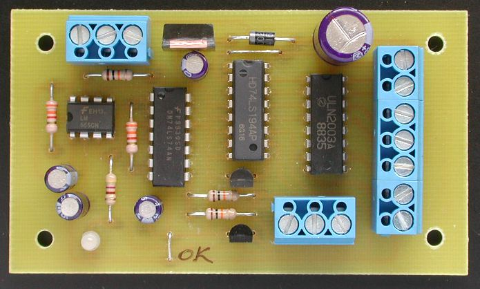 Alarm Circuit Transistor Relay Driver Circuit Battery Backup Circuit