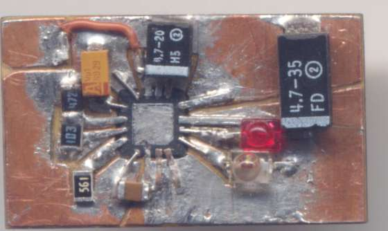 Accu Charger With Ic Lm723c