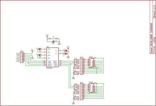 small resolution of r 232 to usb adapter wiring diagram