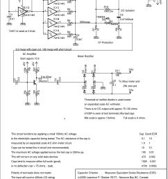 electrolytic capacitor wiring diagram [ 2204 x 2938 Pixel ]