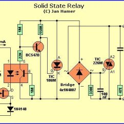 Solid State Relay Wiring Diagram Vw Golf Mk4 Headlight Relays