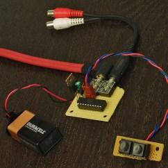 Volume Control Wiring Diagram 2009 Cobalt Fuse Box Ds1802 Stereo Digital