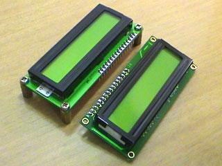 LC Meter LCD