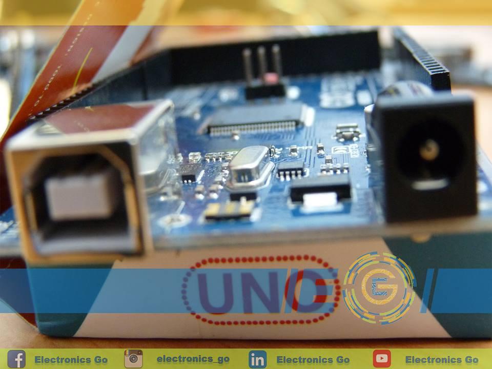 Electronics Go Robotics Laboratory