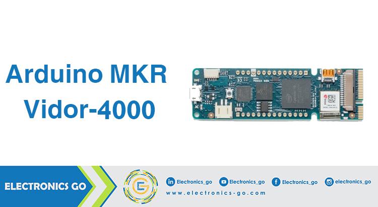 Arduino MKR Vidor-4000