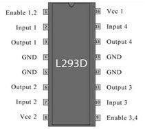دارة L293D