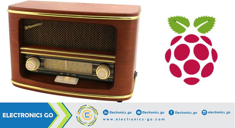 Raspberry Pi بناء مرسل راديوي باستخدام