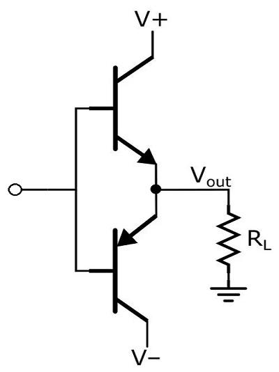 الترانزستور في دارات التشغيل والمضخّمات