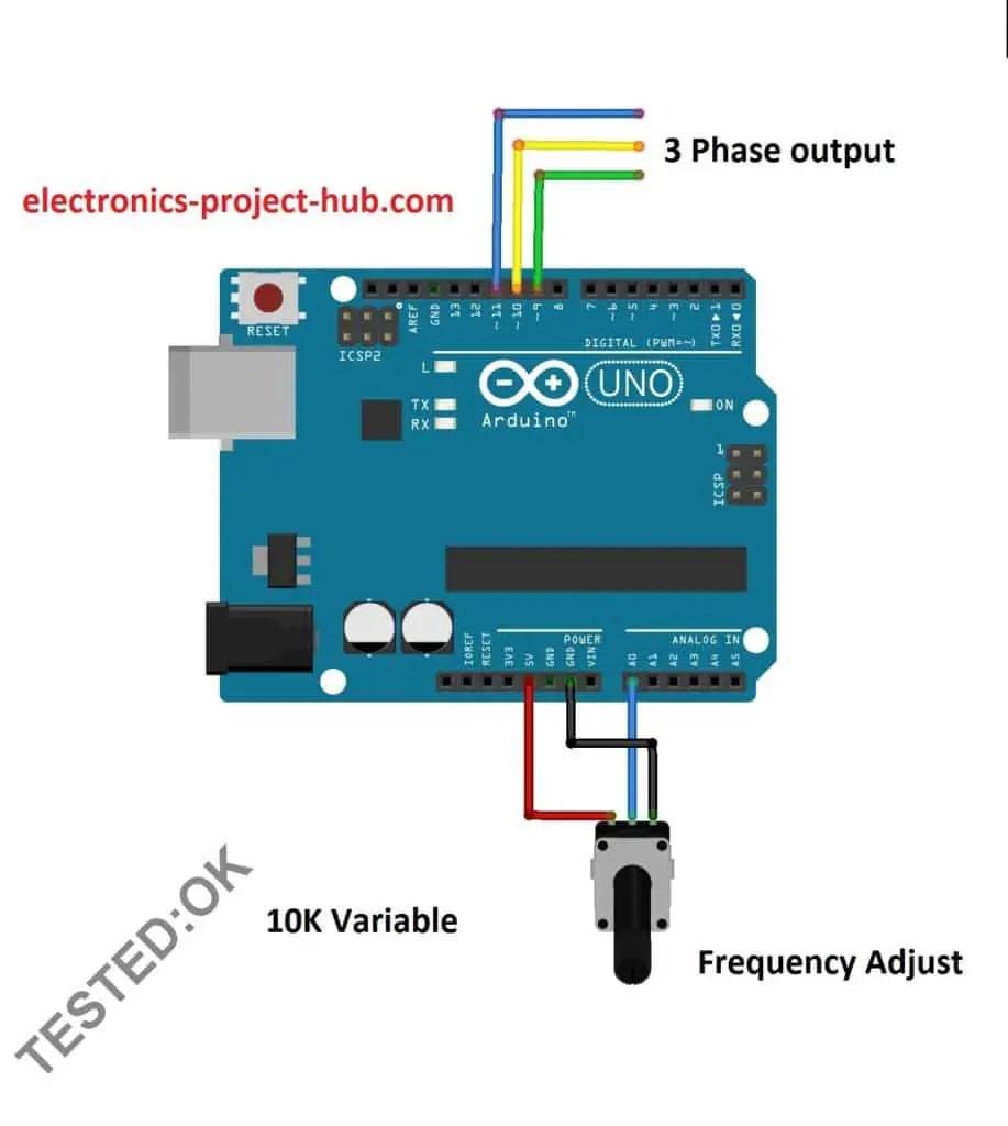 medium resolution of 3 phase sine wave generator circuit