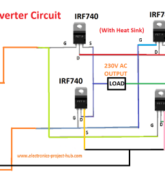 block diagram of transformer less inverter circuit  [ 2600 x 992 Pixel ]