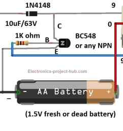 joule thief circuit diagram diy electronics projects jewel thief circuit diagram joule thief circuit [ 1380 x 718 Pixel ]