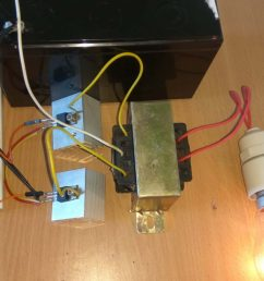 6 best simple inverter circuit diagrams [ 1360 x 765 Pixel ]
