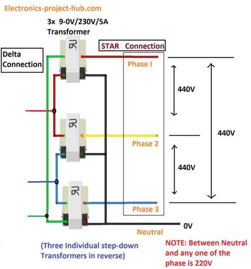small resolution of three phase inverter transformer