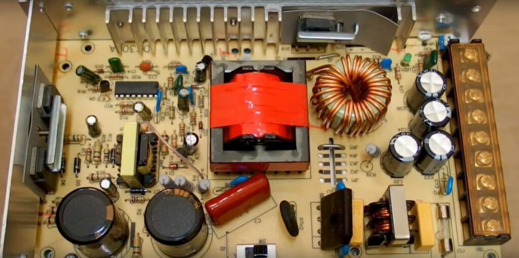 12v 100ah Battery Charger Circuit Electronic Circuit Projects