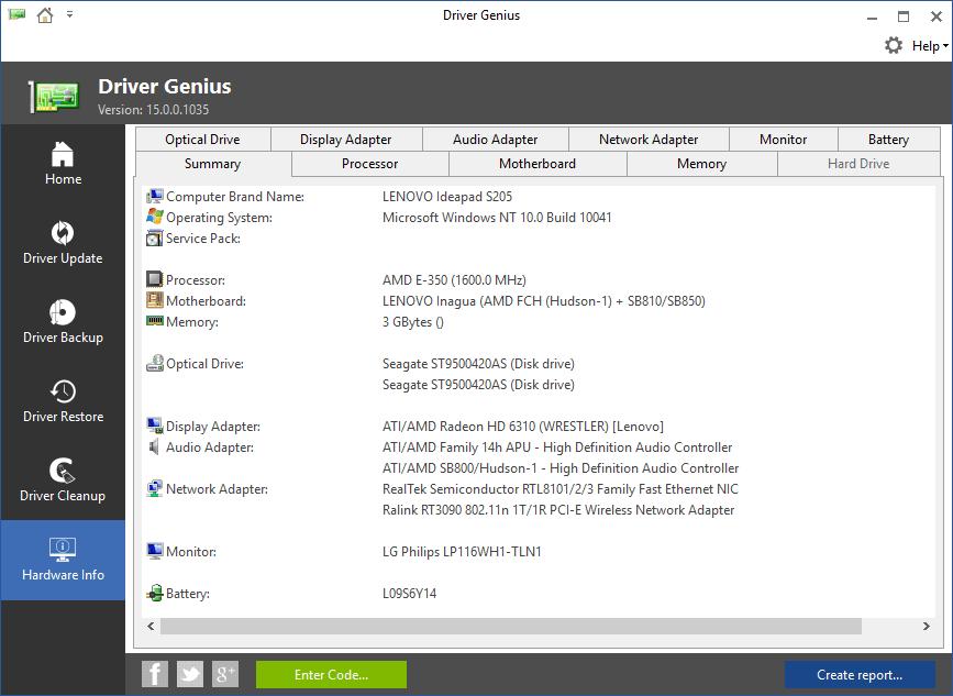 Driver de WiFi para Lenovo Inagua