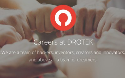 We are hiring ! Embedded systems in Drone Light Show