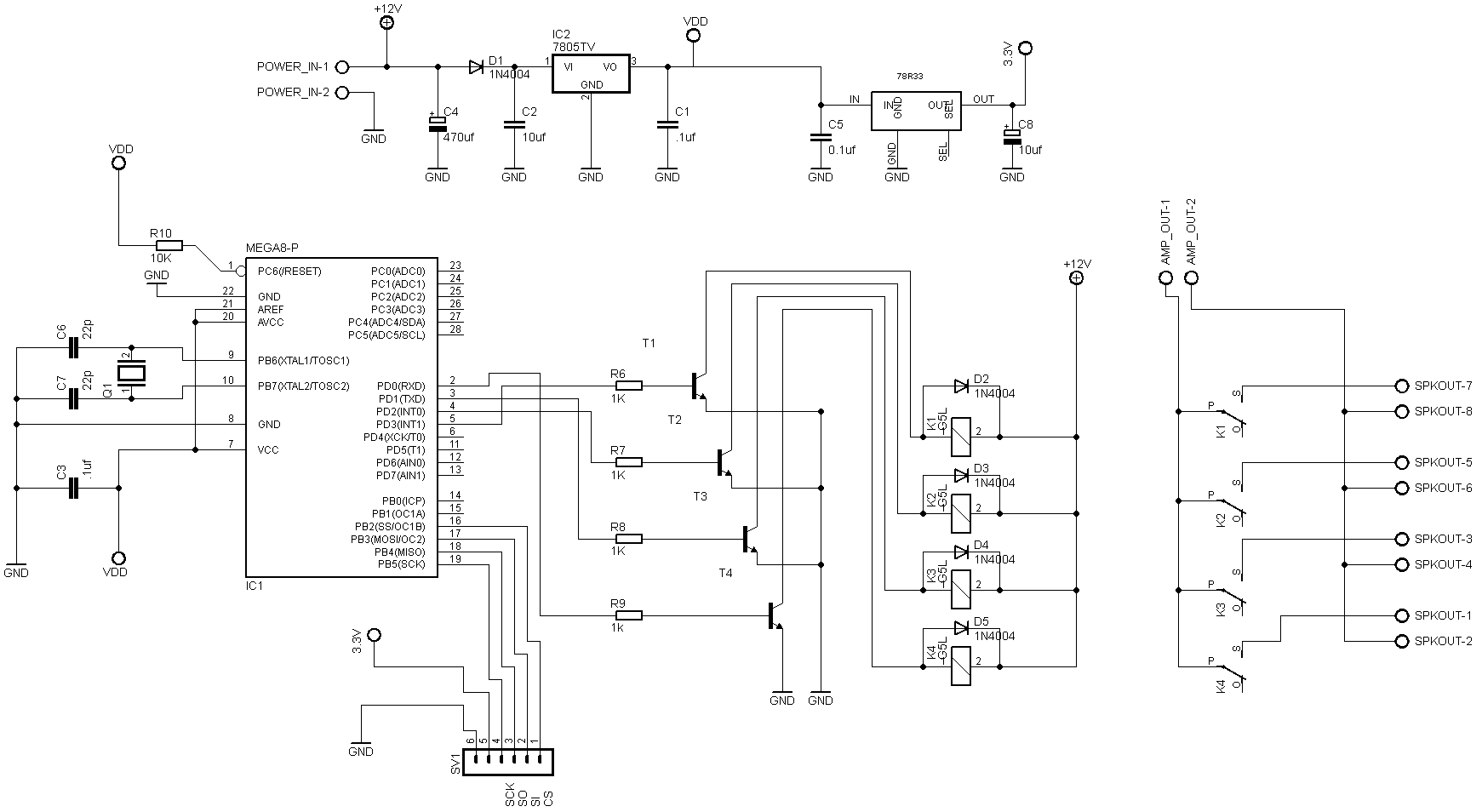 hight resolution of ethernet relay