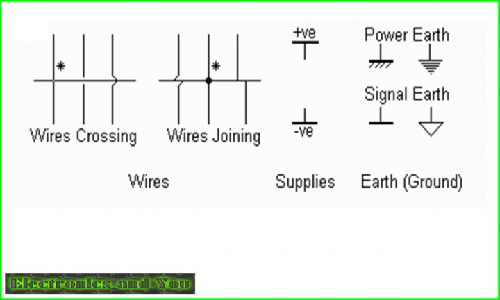 electrical wiring symbols meanings and drawings