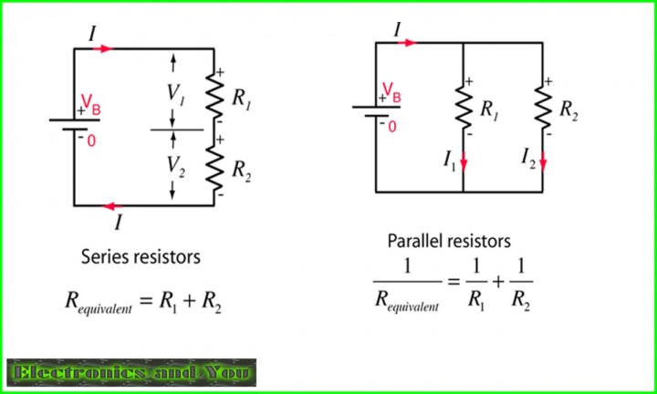 basic circuit diagram rules of electrical circuit parallel and series circuit rules  rules of electrical circuit parallel