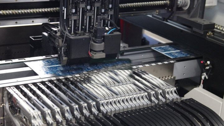 SMT Machine and SMT Machine Manufacturers | Pick and Place, Reflow