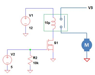how to design a mosfet switch