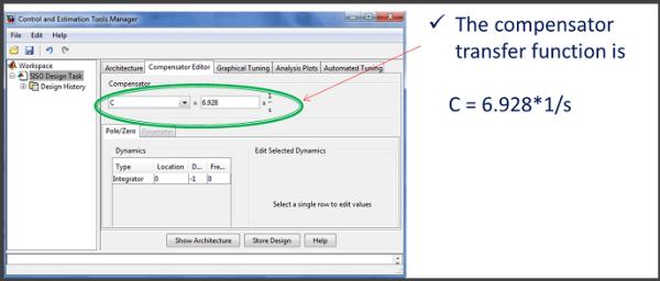 Matlab Control Design Step by Step Tutorials