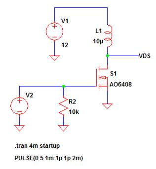 Relay Kickback Voltage Analysis