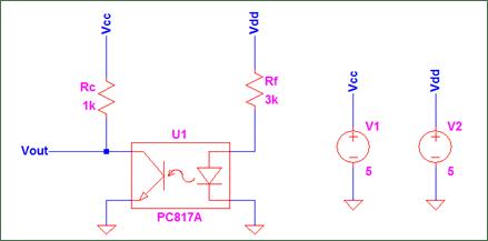 Optocoupler Biasing