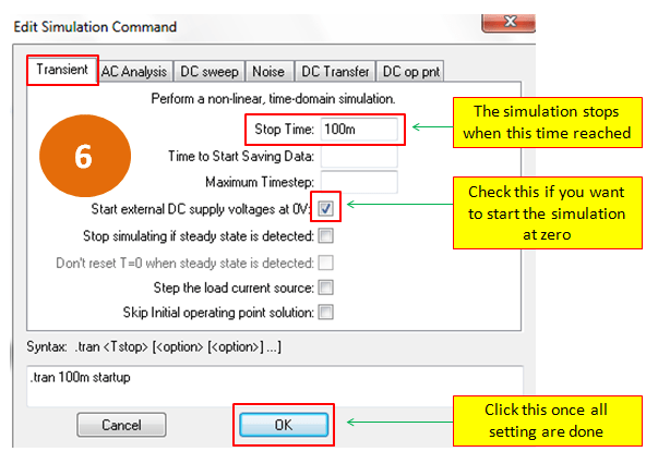 Transformer Model in LTSpice – Step by Step Guide