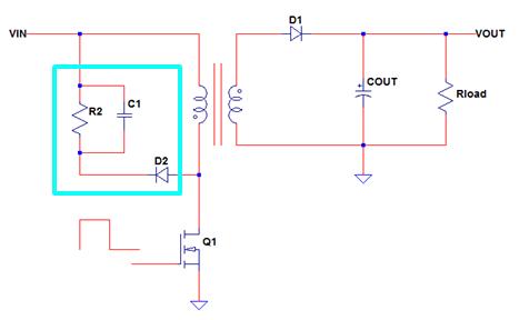 Snubber Circuit Design Analysis | ElectronicsBeliever