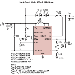 Led Light Circuit Diagram For Dummies 2001 Pt Cruiser Starter Wiring Driver Explained And Available Solutions