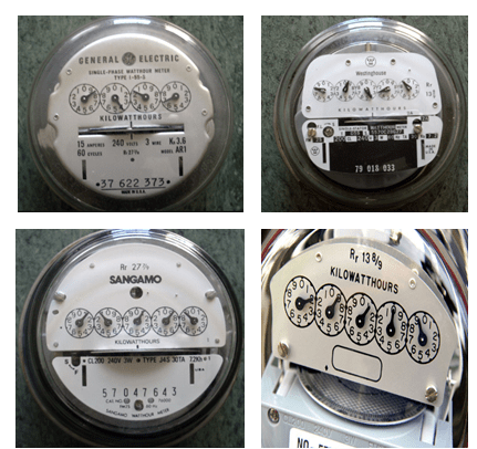 How Electric Meter Works | ElectronicsBeliever