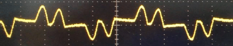 bad power factor waveform
