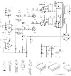 300watt inverter dc 24v to ac 220v electronic schematic diagram 300w inverter wiring diagram [ 1109 x 919 Pixel ]