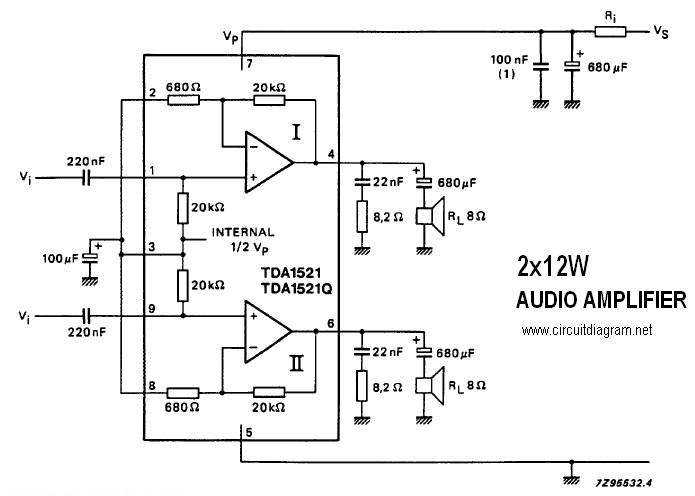Hi Fi Compressor With Pre Emphasis Circuit Diagram - Wiring Diagram