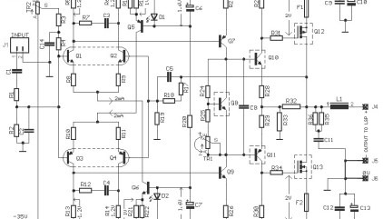 50W Inverter 12VDC to 220VAC | Electronic Schematic Diagram