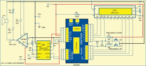 small resolution of fm receiver circuit