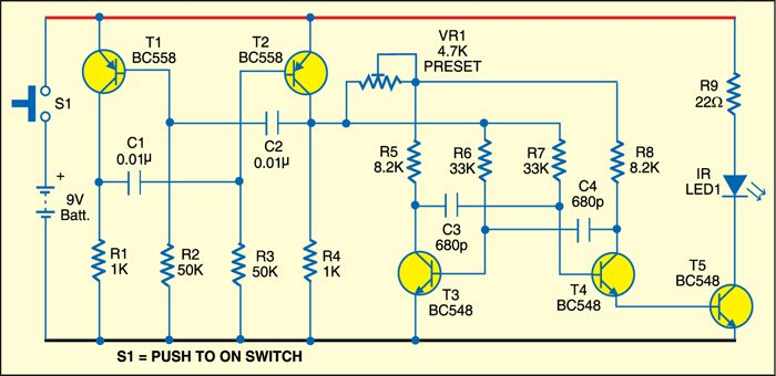 Full Circuit Diagram Available