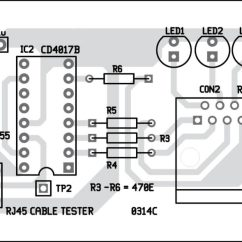 On Q Rj45 Wiring Diagram 2 Slr Camera Cable Tester Detailed Circuit Available