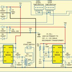 Three Phase Motor Control Wiring Diagram Eye Electronics 3 Programmable Controller Full