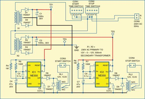 small resolution of circuit diagram of the 3 phase motor programmable controller fig