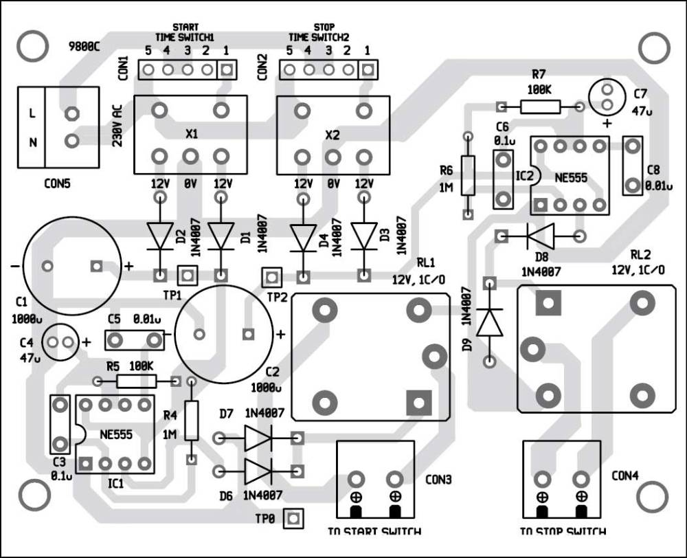 medium resolution of 7 component layout of the pcb