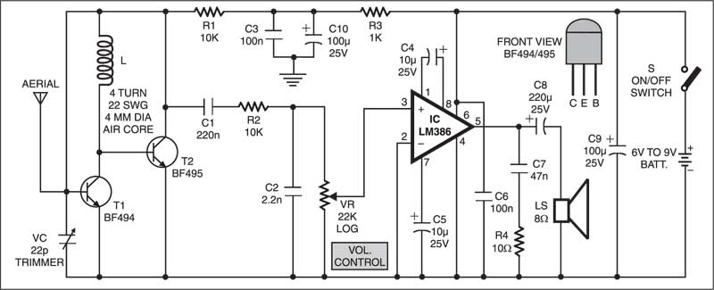 Electronics Circuit With Full Explanation