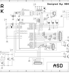 main clock circuit diagram [ 1545 x 1094 Pixel ]