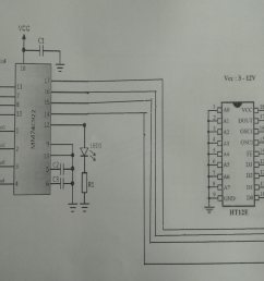 wiring diagram receiver and emitter in a plc [ 1079 x 731 Pixel ]