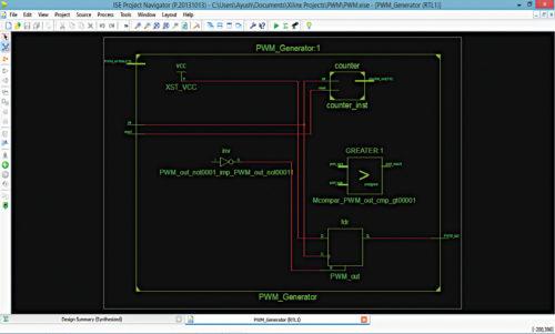 Generator Block Diagram