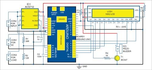 small resolution of dc panel meter using arduino